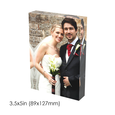 Personalised Photo Block - Displaypro