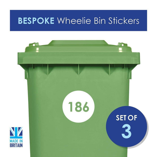 Bin Sticker Shapes - Displaypro