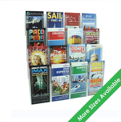 Cliplock Brochure Display - Displaypro