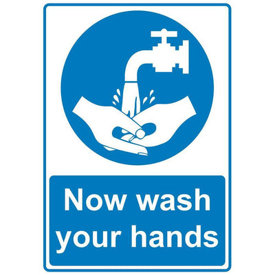Coronavirus Safety Signage Wash Your Hands Signs - Displaypro