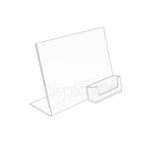 Counter Poster Displays & Business Card Holders - Displaypro