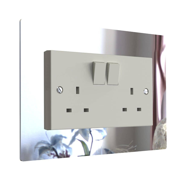Double Light Switch Surrounds - Displaypro