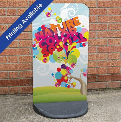 Ecoflex Pavement Sign - Displaypro