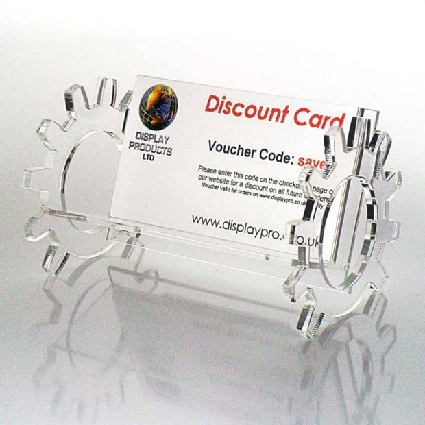 cog-business-card-stand