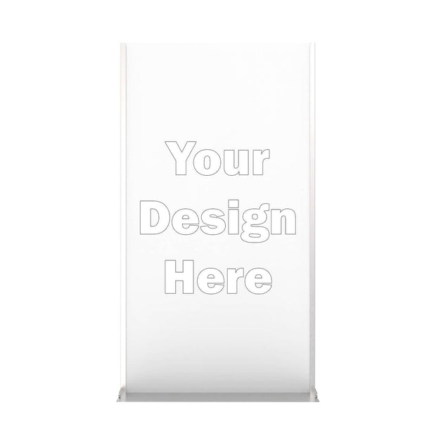 Floor Standing Graphic Display - Displaypro