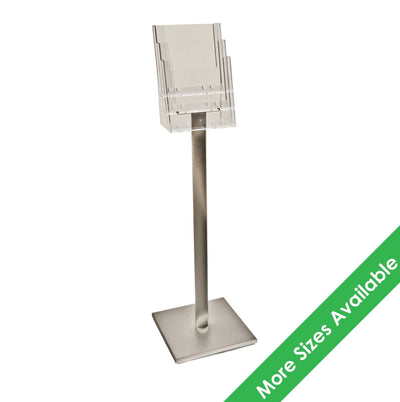 Floor Standing Leaflet Holders - Displaypro