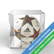 Football Display Cube - Displaypro
