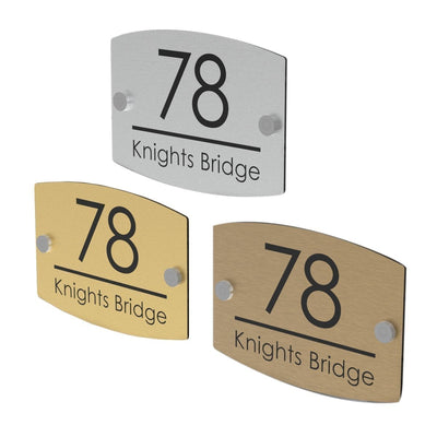 House Sign - Duke Range - Displaypro