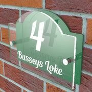 House Sign - Dulwich Range - Displaypro