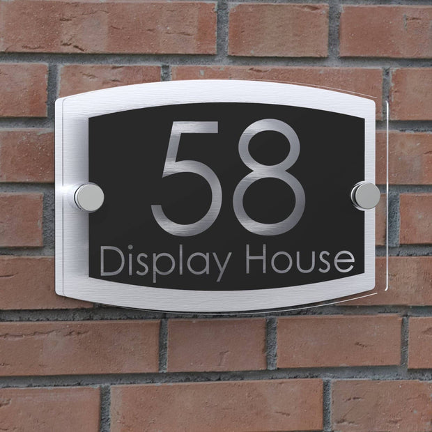 House Sign - Eton Range - Displaypro