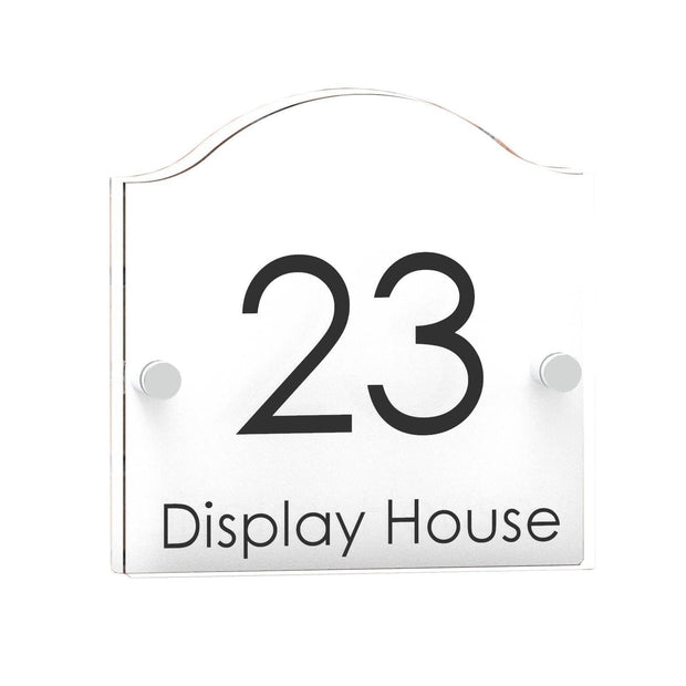 House Sign - Princeton Range - Displaypro