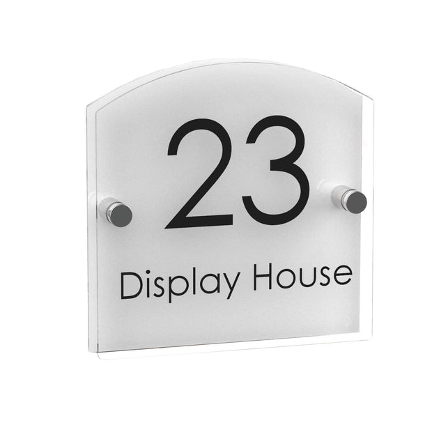 House Sign - Stanford Range - Displaypro