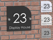 House Sign - Yale Range - Displaypro