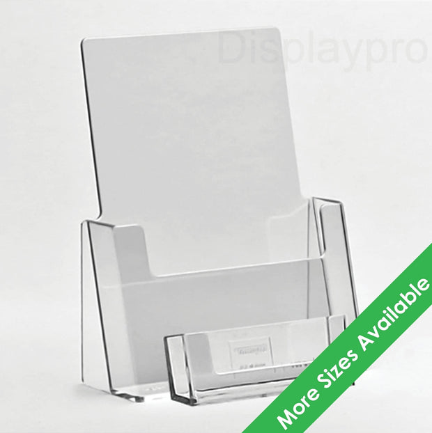 Leaflet Holders and Business Card Dispensers - Displaypro