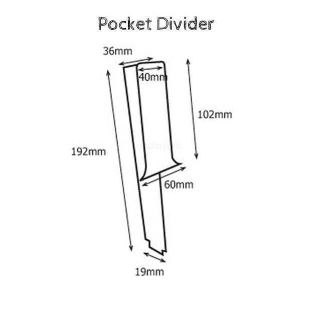 Multi Pocket Leaflet Holders - Displaypro