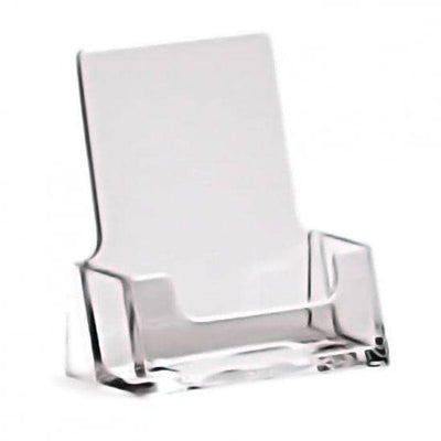 Portrait Desktop Business Card Holders - Displaypro