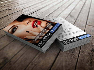Printed Flyers -150gsm Silk - Displaypro