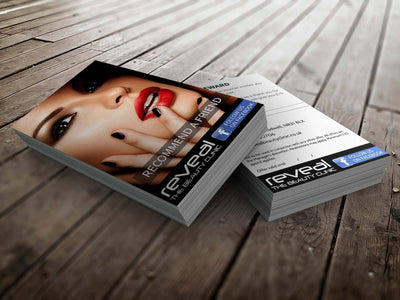 Printed Flyers -250gsm Silk - Displaypro