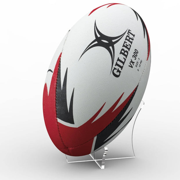 Rugby Ball Display Stands - Displaypro