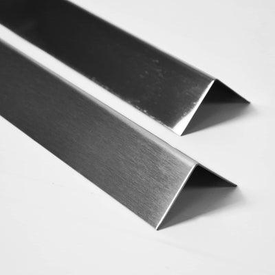 Stainless Steel Angle Corner Protector - Displaypro