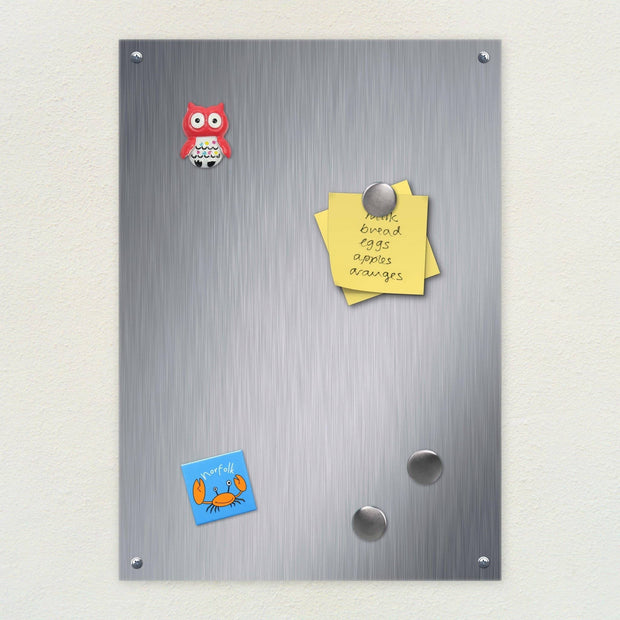 Stainless Steel Notice Boards - Displaypro