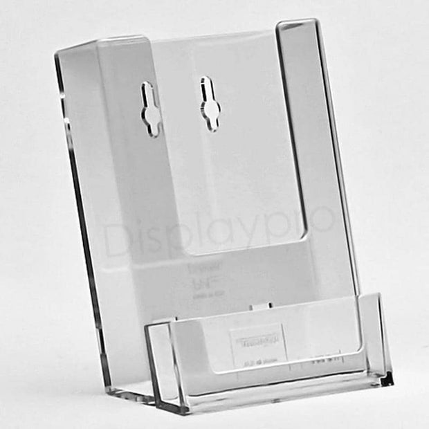 Wall Mount Leaflet Holders and Business Card Dispensers - Displaypro