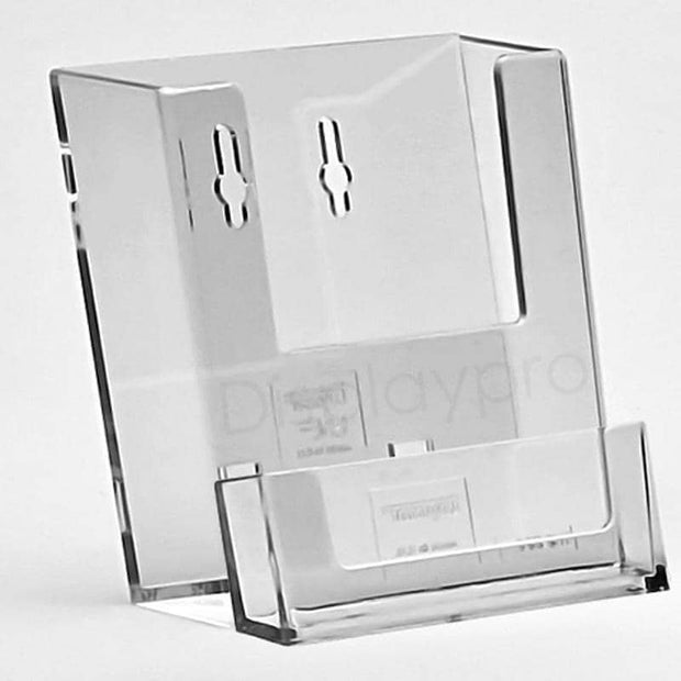 Wall Mount Leaflet Holders and Business Card Dispensers- Displaypro