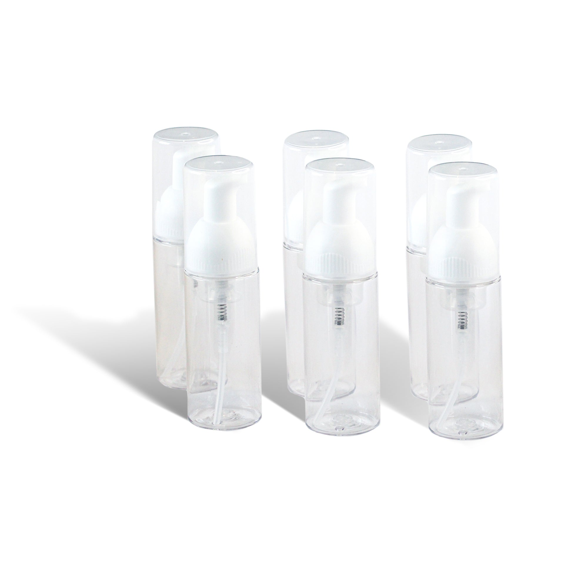 6 Pack FOAM PUMP BOTTLES