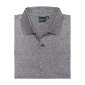 Signature Solid Lisle Polo - Fairway & Greene