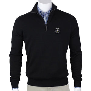 2020 U.S. Open Men's Merino Quarter Zip Windsweater - Fairway & Greene