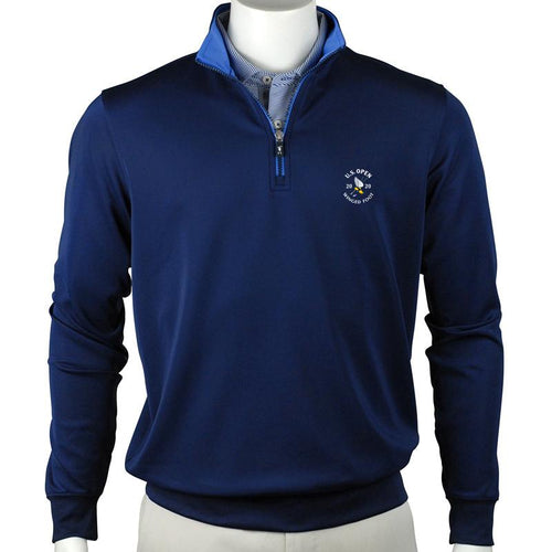 2020 U.S. Open Men's Caves Quarter Zip Pullover - Fairway & Greene