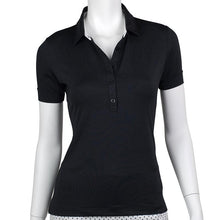 Morgan Tech Jersey Polo