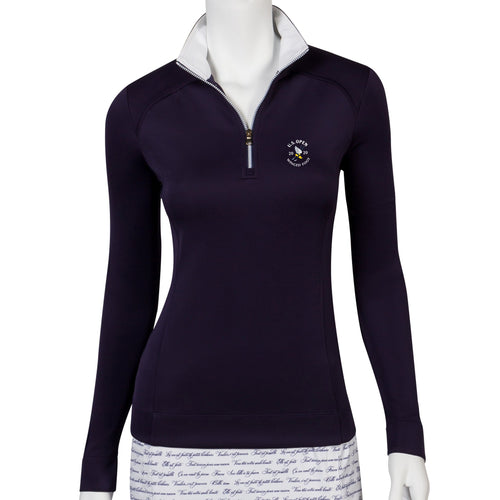 2020 U.S. Open Ladies' Wells Quarter Zip Pullover