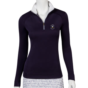 2020 U.S. Open Ladies' Wells Quarter Zip Pullover - Fairway & Greene