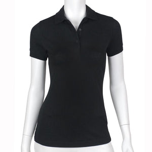 Reese Short Sleeve Pique Polo - Fairway & Greene