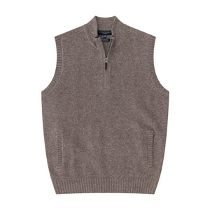 The CJ Vest 1/4 Zip