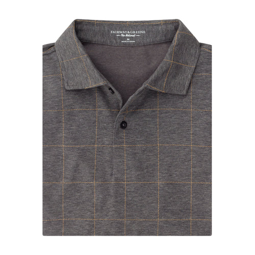 The Renegade Windowpane Natural - Fairway & Greene