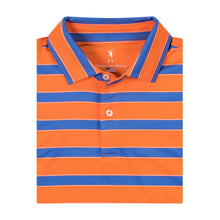 USA Buzz Stripe Jersey Polo