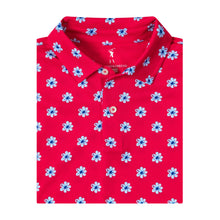 USA Johnson Floral Print Pique