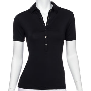 Sarah Made In The USA Jersey Polo - Fairway & Greene