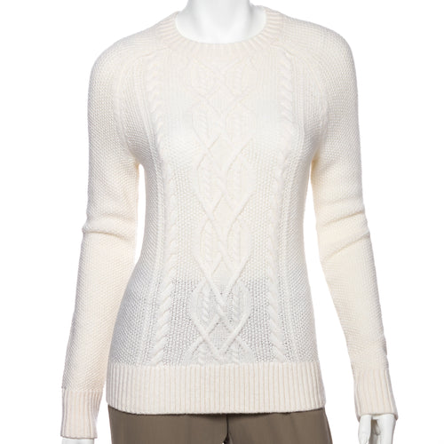 HAYES CABLE SWEATER