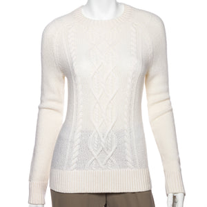 Hayes Cable Sweater - Fairway & Greene