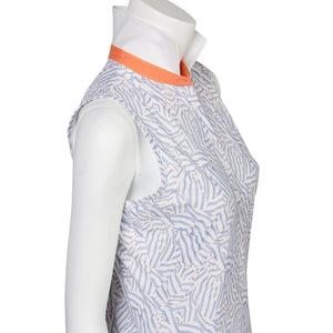 Ivy Sleeveless Polo