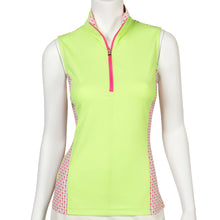 Aria Sleeveless Polo - Fairway & Greene