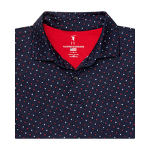 USA The National Print Jersey Polo