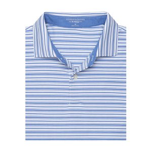 Port Royal Stripe Natural Jersey - Fairway & Greene