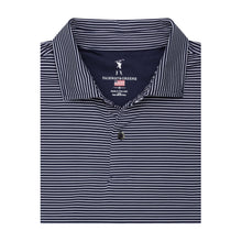 The Austin Stripe Polo