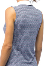Ava Sleeveless Polo - Fairway & Greene