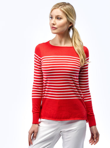 Lia Sweater - Fairway & Greene