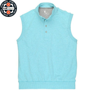 Old School Button Vest